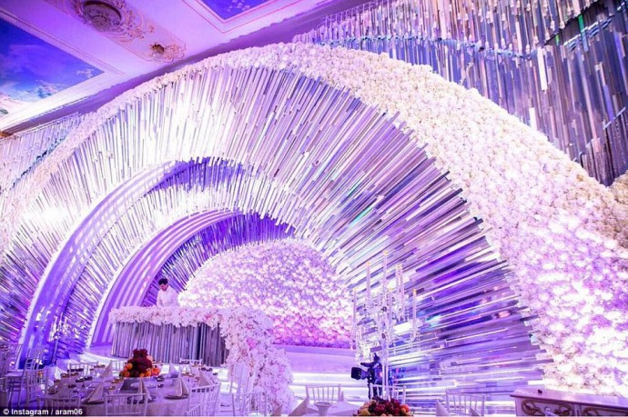 mariage russe decor