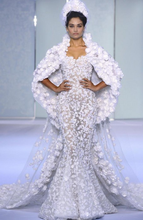 Robe de mariee Ralph and russo haute couture 2016-2017