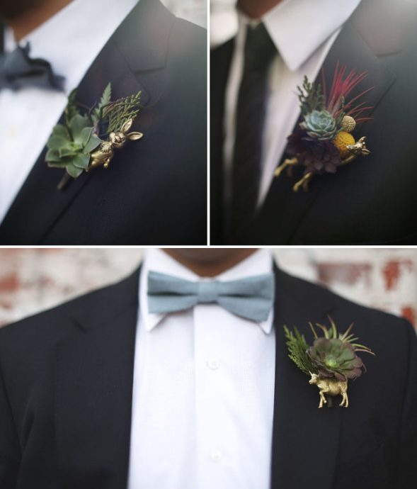 boutonniere or