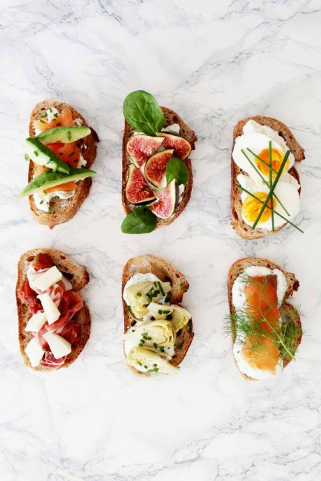tartines brunch sale
