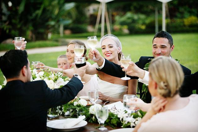 comment placer ses invites au mariage