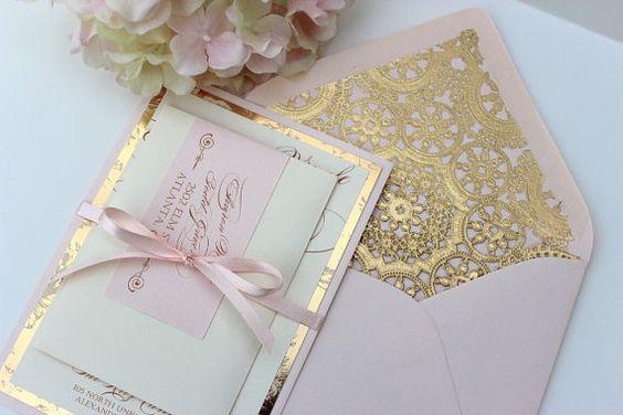 14 jolies mani res de jeter du rose poudr dans votre d coration de mariage page 2 sur 2 - Deco mariage rose poudre ...
