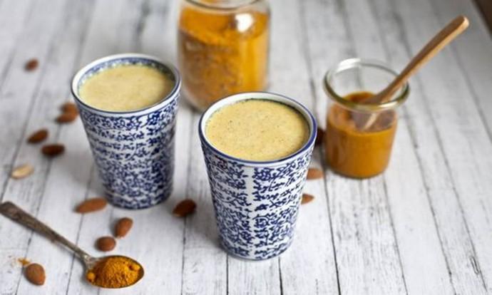 lait dor curcuma diy recette