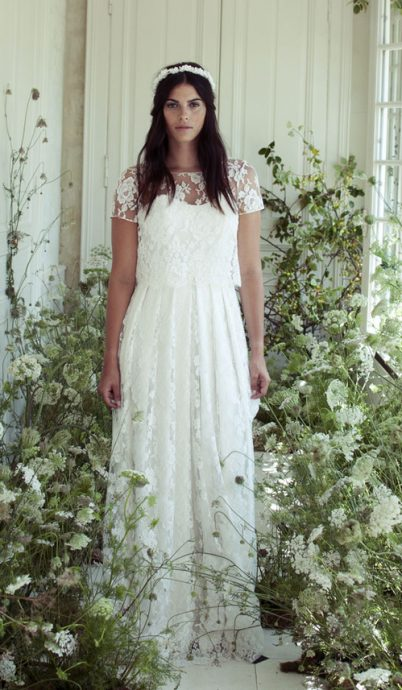 mariee look botanic