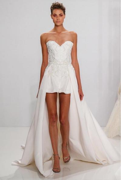 les 10 plus belles robes de mari e de la bridal fashion