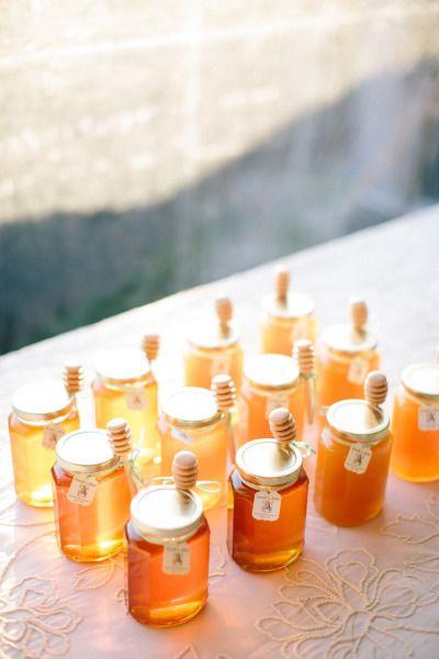 miel cadeaux invites