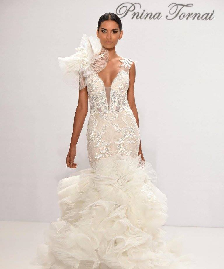 les 10 plus belles robes de mari e de la bridal fashion