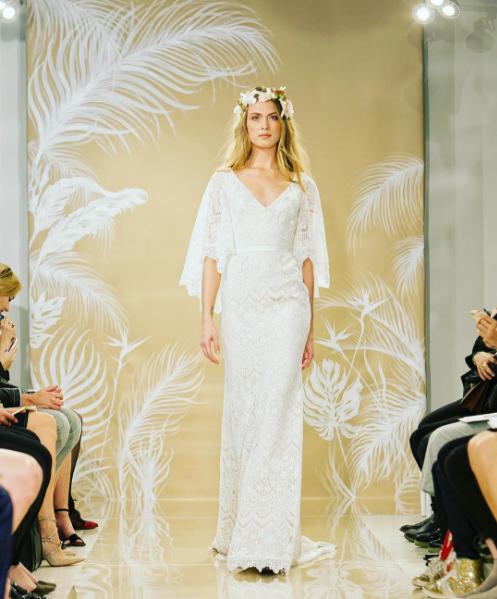 Les 10 plus belles robes de mari e de la bridal fashion for Robes de mariage de mariage d automne 2017
