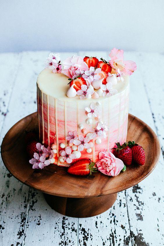 drip cake ok