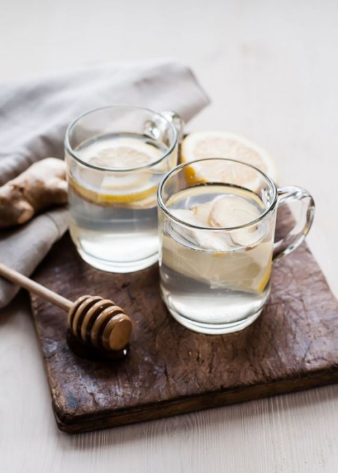 infusion citron gingembre miel recette
