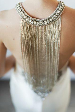 mariage dore robe de mariee accessoire bijou dore