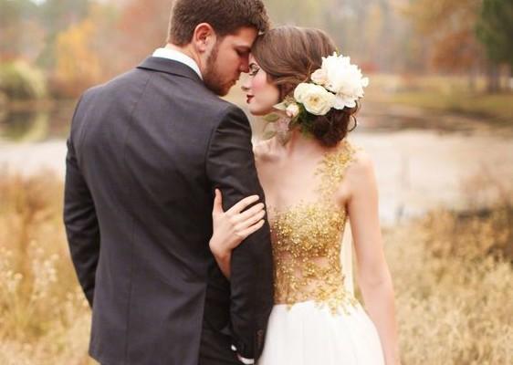 mariage en or