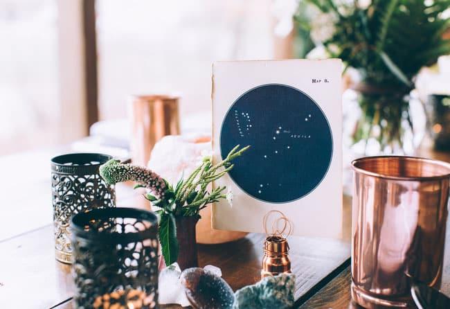 plan de table constellation mariage