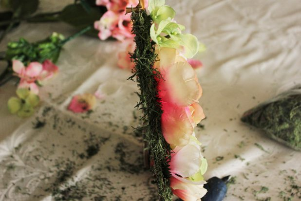 DIY decoration m floral herbe 2