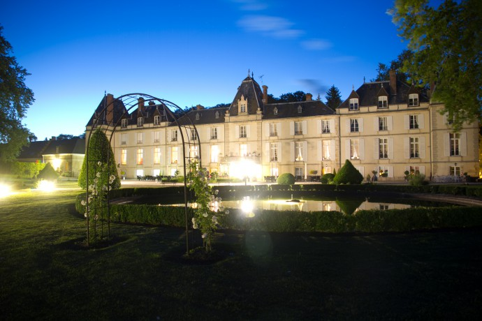 chateau d aveny vexin region parisienne mariage
