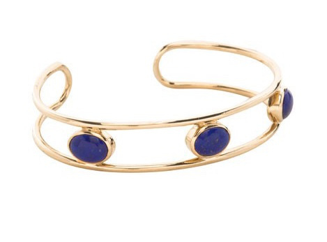 mociun lapis connection cuff