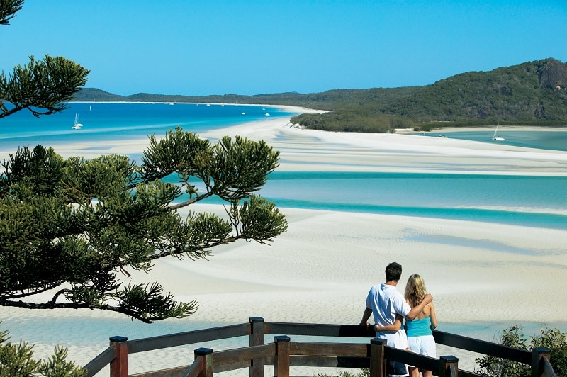 Whitsunday Islands, Queensland, Australia. Model released- #408 & 409