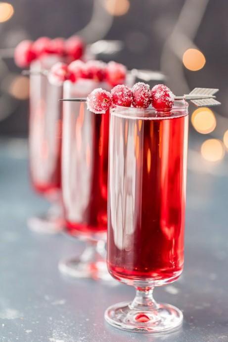 cocktail saint valentin mariage