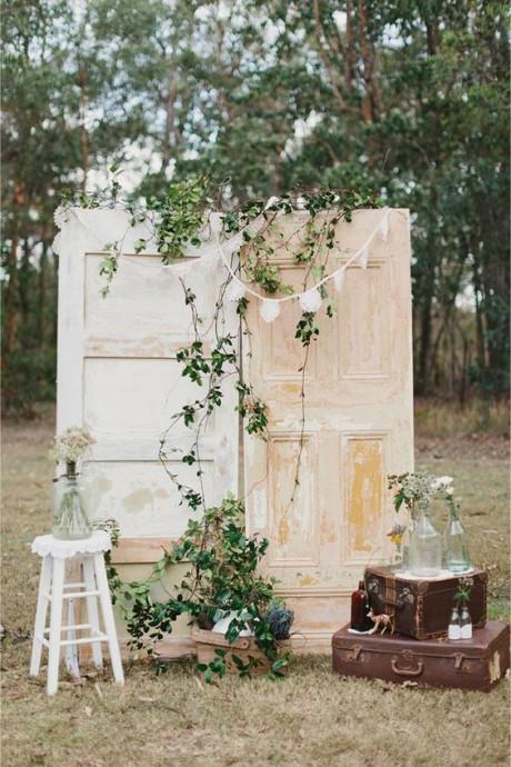 mariage campagne chic ceremonie laique decoration