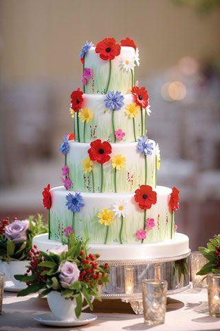 Avec Quoi Coller Les Fleurs Sur Un Wedding Cake