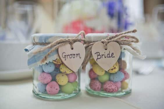 cadeaux de mariage paques oeufs