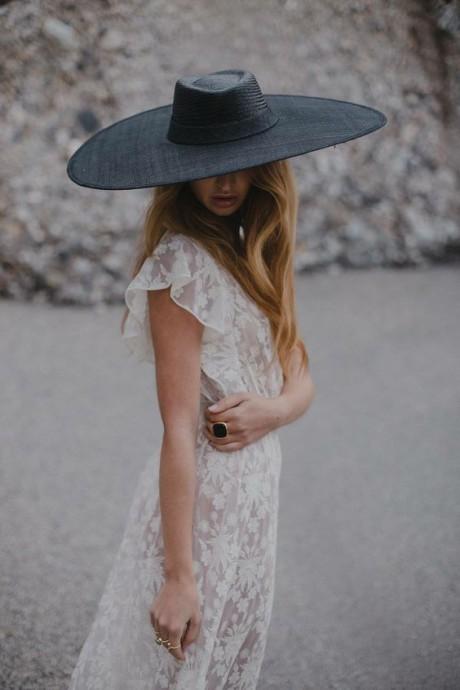 chapeau de mariée-mariage-capeline