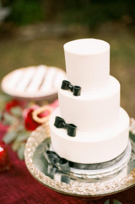 thème-hollywoodien-mariage-gateau