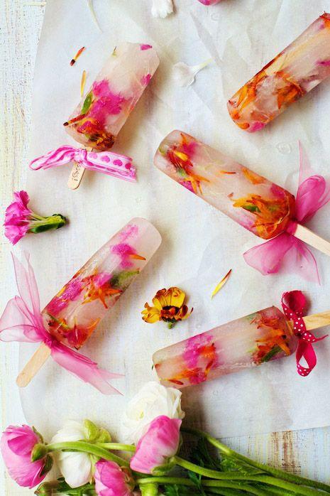 desserts glacés-mariage-fleuries