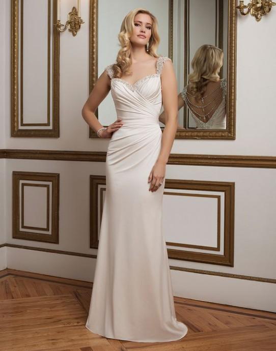 thème-hollywoodien-mariage-robe
