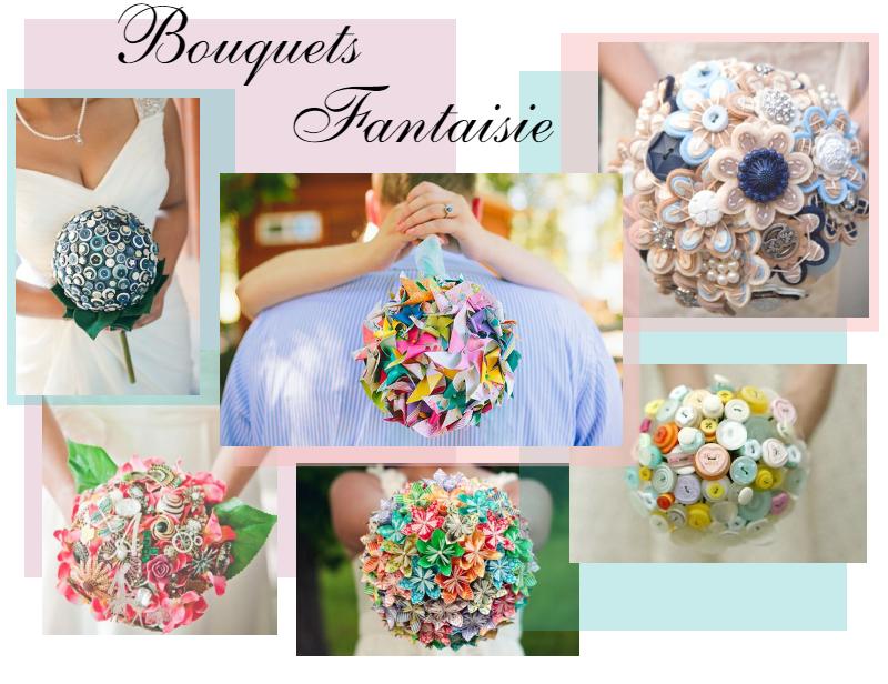 bouquet de mariée-fantaisie
