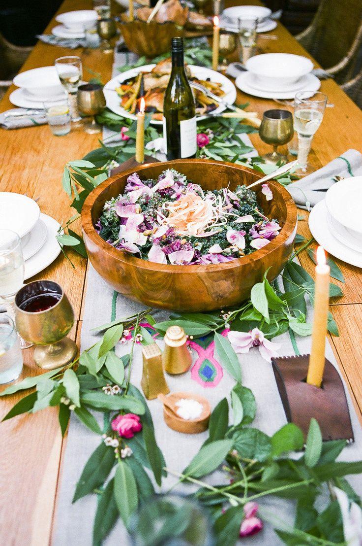 repas a partager mariage