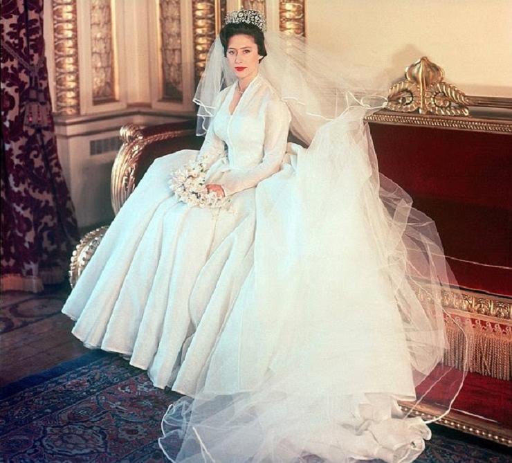 robe de mariee princesse margaret