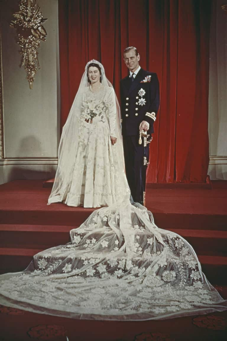 robe de mariee reine elizabeth 2