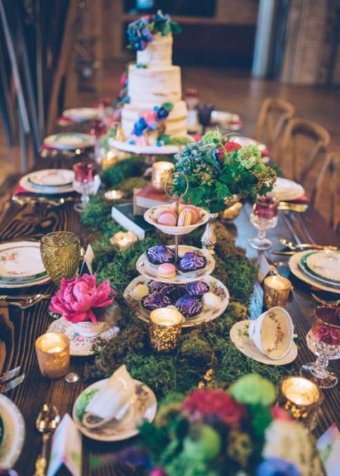 table de mariage paques