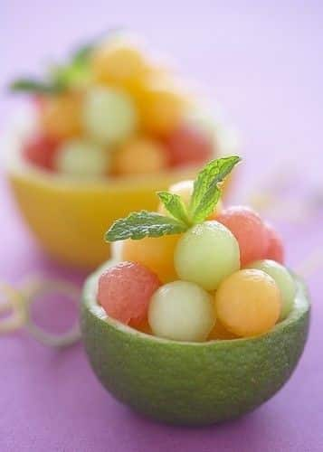 amuse-bouches-vin honneur-mariage-melon