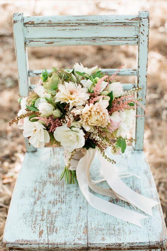 decoration mariage vintage menthe a l eau