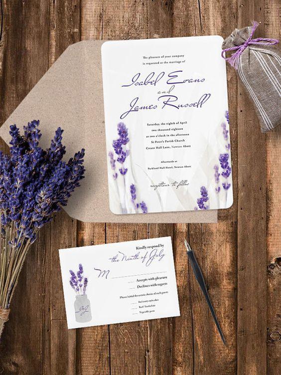 Fabuleux Mon mariage au cœur d'un champ de lavande - Mariage.com ZR85