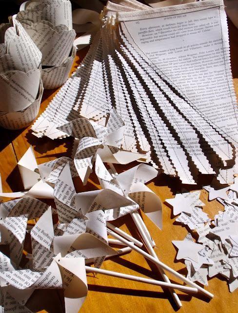 hélice papier