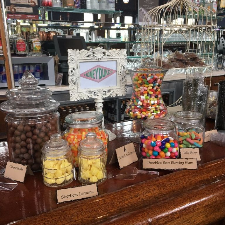 harry potter bar a bonbon