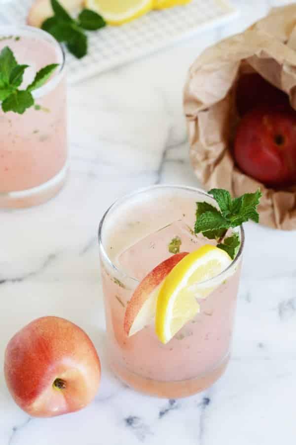 limonade nectarine