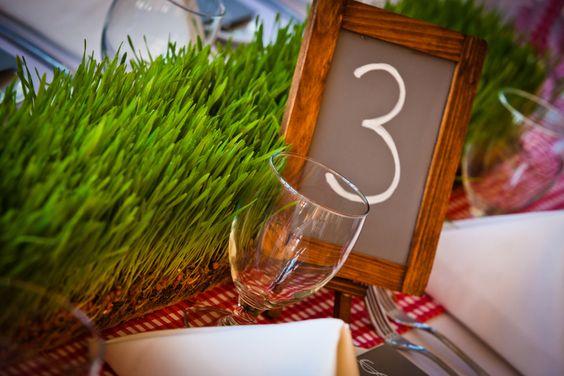 table guingette numero de table