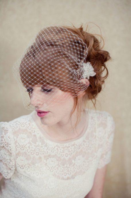 coiffure de mariee avec frange 6