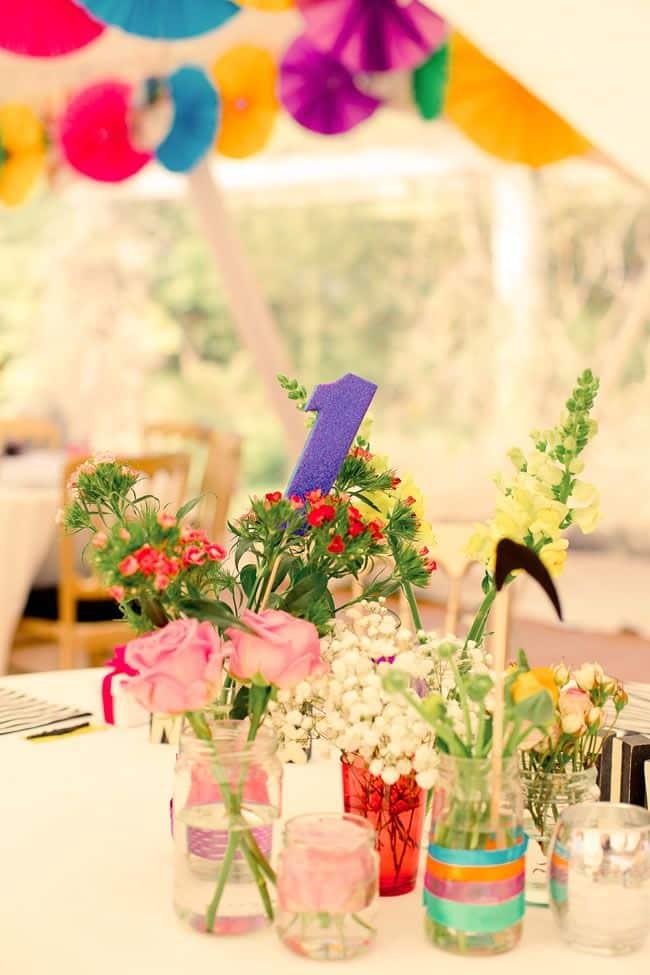 budget fleurs mariage déco