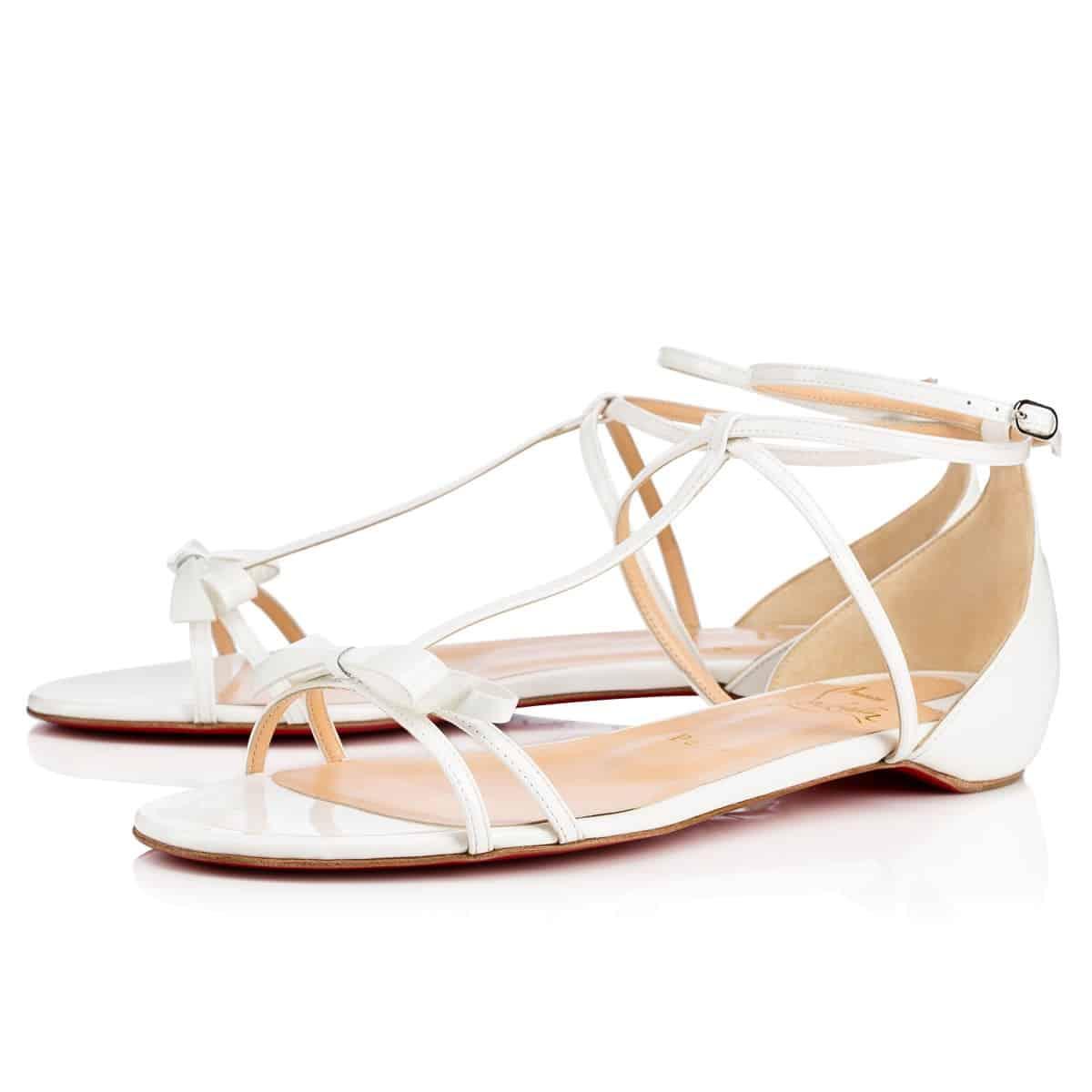 10 Ravissantes Chaussures De Mariée Avec Lesquelles Vous N