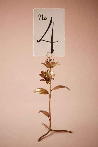 numero de table cuivre