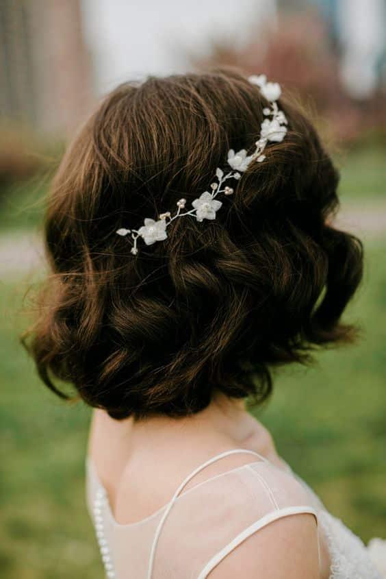 Sos J Ai Les Cheveux Courts Quelle Coiffure Pour Mon Mariage