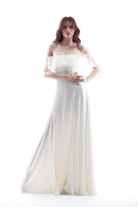 Houghton NYC Look 10- Sandy Gown robe de mariee