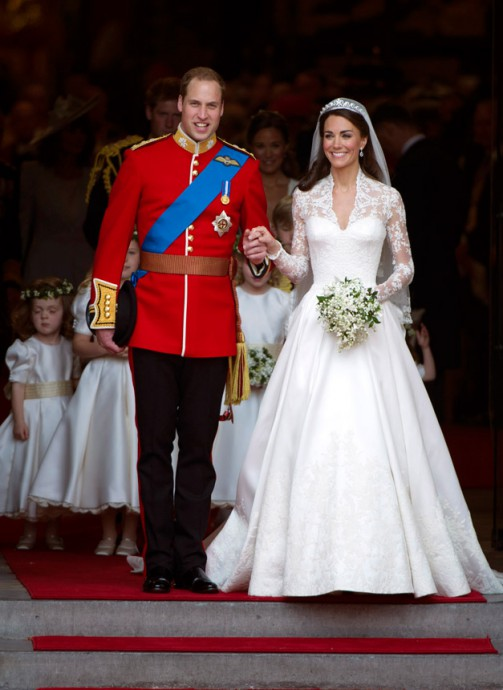 Kate et william mariage