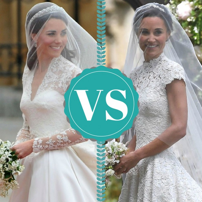 PIPPA vs KATE 2
