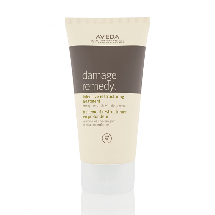 Aveda Damage Remedy Restructuring Treatment Masque Réparateur Profond Cheveux Abîmés